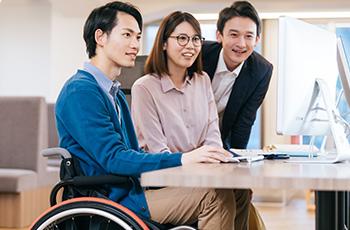 障がい者法定雇用対策について